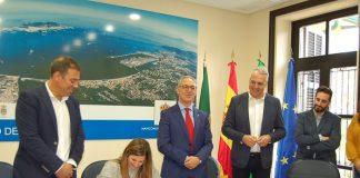 Visita institucional a la Mancomunidad de Municipios Campo de Gibraltar