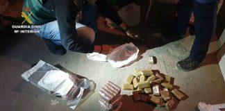 La Guardia Civil ha desarticulado una organización criminal en La Línea.