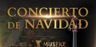 Concierto de Navidad a beneficio de Museke en Cádiz