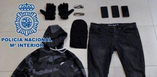 Detenido en Sanlúcar integrante de un grupo que realiza vuelcos de droga