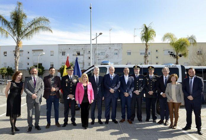 Inaugurada la nueva Comisaría de la Policía Nacional en Jerez