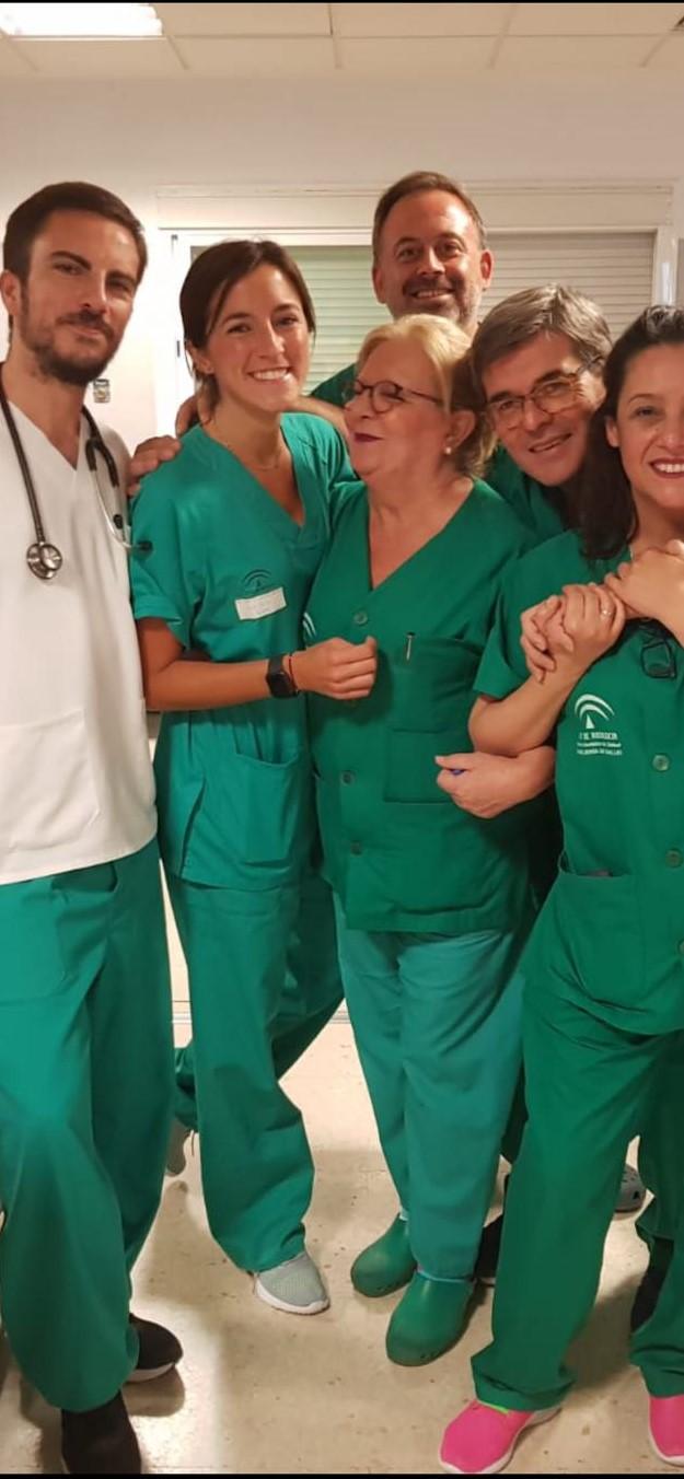 Urgencias del Hospital de Jerez, premio nacional al mejor caso clínico