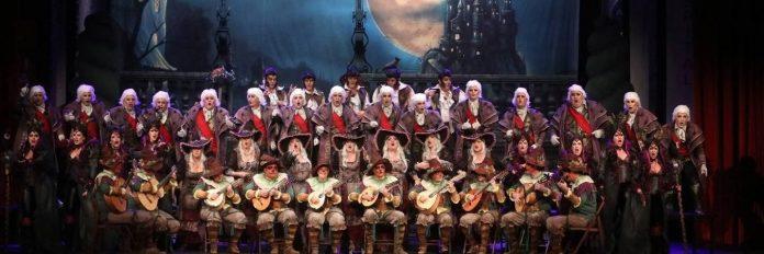 El coro 'Al sonar las doce' abrirá la final del COAC 2020