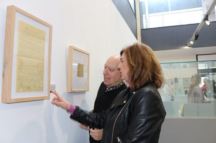 Chiclana muestra 111 cartas de Neruda y la mujer que le inspiró '20 poemas de amor'