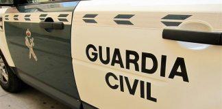 Cinco heridos al volcar un coche en el término de Sanlúcar de Barrameda