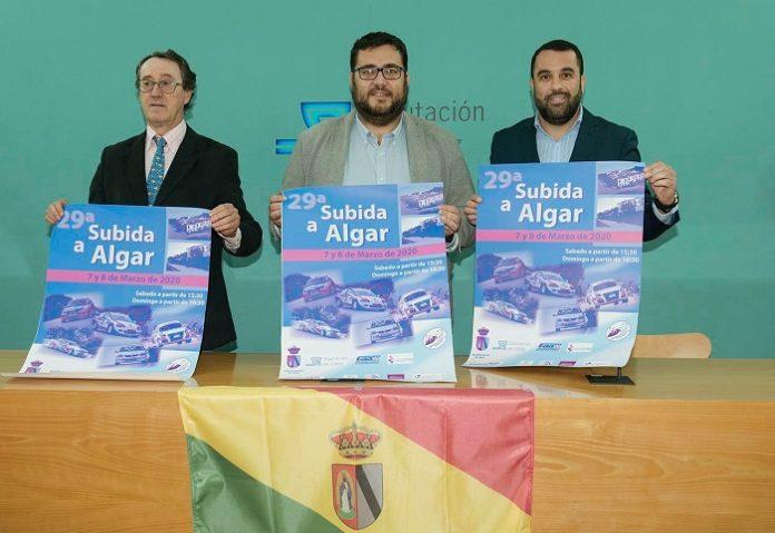 La 29 Subida a Algar abre la temporada de carreras de coches en la provincia