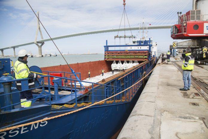 El tráfico portuario en la Bahía crece un 35 % en el primer trimestre