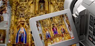 Santa María abre 'virtualmente' cada viernes para ir a rezar al Nazareno