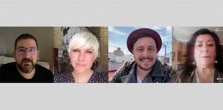 Almudena Grandes, Dani García, Pasión Vega, David Palomar #ConlaUCA