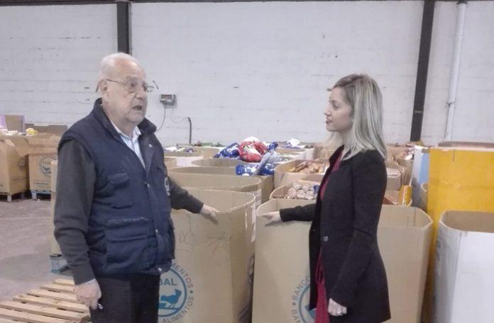 La provincia de Cádiz renueva su apoyo a los bancos de alimentos