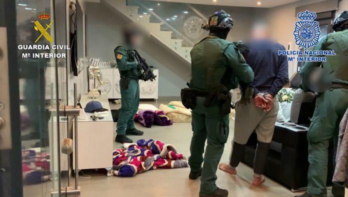 Detenidos 36 miembros del clan Los Pantojas en el Campo de Gibraltar