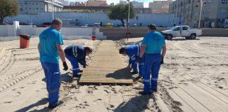 Cádiz mantiene la fecha del 1 de junio para la apertura de las playas