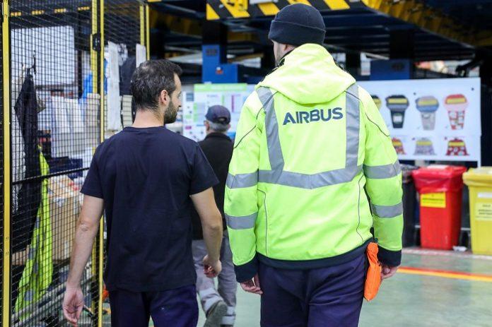 Airbus destruirá 135 empleos en sus instalaciones de El Puerto