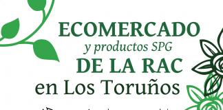 Vuelve el Ecomercado al Parque de Los Toruños