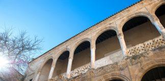Los jardines del Castillo Palacio de los Ribera vuelven a abrir al público en Bornos