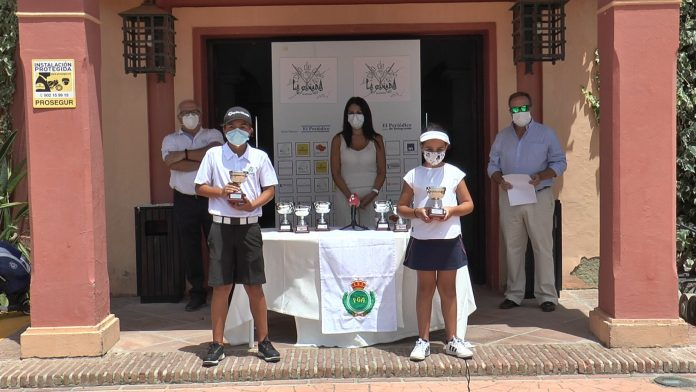 Más de 60 personas participan en el Gran Premio Alevín y Benjamín en San Roque