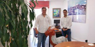 Antonio González Mellado y Miguel Herrera.