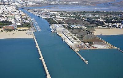 El Puerto podrá construir un paseo fluvial en el margen del Guadalete