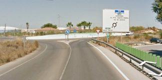 Una salida de vía deja una fallecida en El Puerto