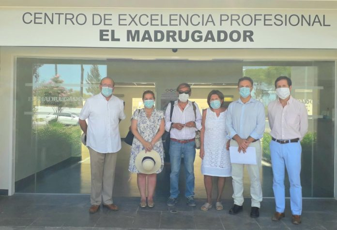 El Madrugador ofrece sus instalaciones para actividades de la Fundación de Estudios Fenicios y la Universidad de Navarra
