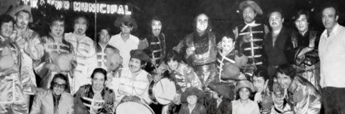 'Carnavales de ida y vuelta: de Las Viejas Ricas a La Gaditana que volvió'