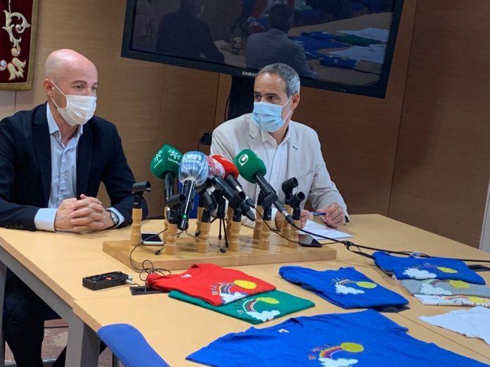 Internos de Puerto II confeccionan camisetas para agradecer la labor de sanitarios y funcionarios de prisiones en la pandemia