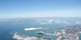 Containerships mejora el servicio de la costa oeste de Portugal con escala en Cádiz