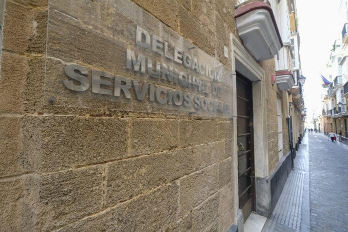 Delegación Municipal Servicios Sociales Cádiz.