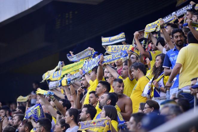 Cádiz CF: sexto club de España en Twitter durante septiembre