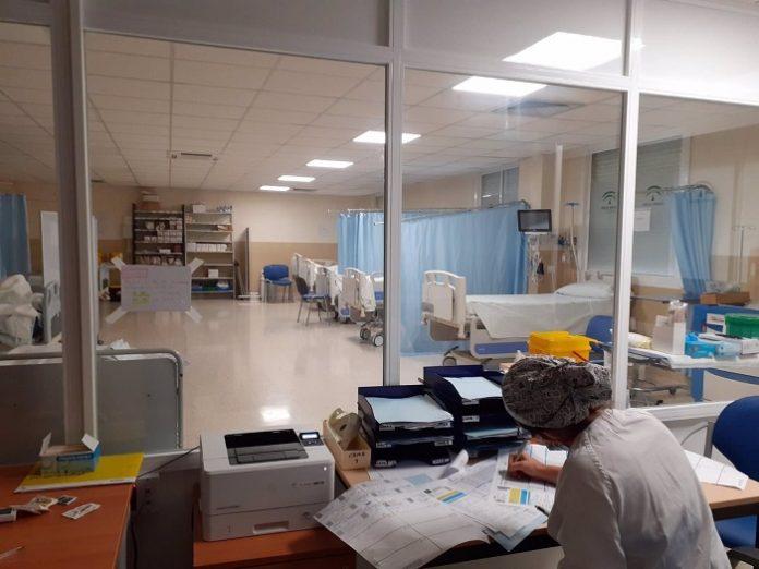 El SAS oferta 1.200 contratos en la provincia para atender a pacientes Covid-19