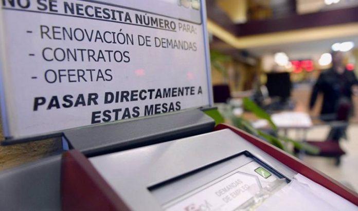 El paro baja en septiembre en 1.826 personas en Andalucía y se sitúa en 955.901 desempleados