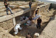 Comienza la quinta fase de las tareas de localización y exhumación en el cementerio de San José