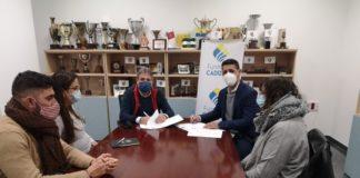 La Fundación del Cádiz CF y AAEE fomentarán el teatro en la juventud
