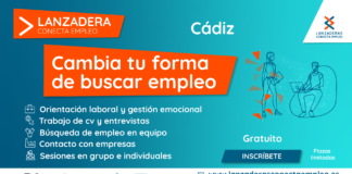 Cádiz contará a partir de marzo con una nueva Lanzadera Conecta Empleo