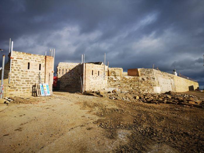 El Fuerte de Isla Verde, incluido en el Catálogo General de Patrimonio Histórico Andaluz