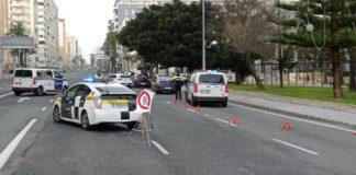 La Policía Local interpone 21 denuncias por saltarse el confinamiento perimetral este fin de semana