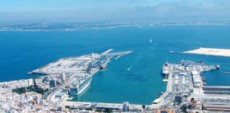 El Puerto de Cádiz lidera el crecimiento de mercancía general en el sistema estatal en 2020