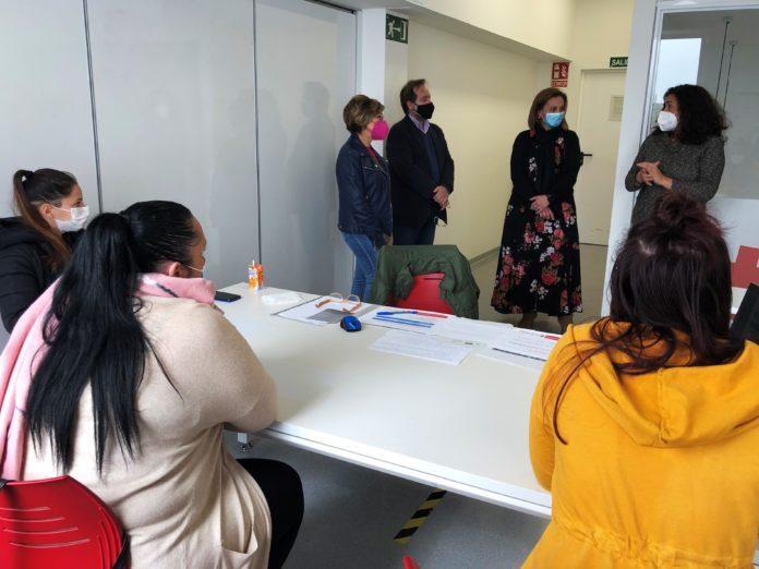 Jerez agradece la aportación de Cruz Roja con sus talleres a la ERACIS