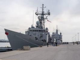 La fragata 'Reina Sofía' regresa de su participación en la Operación 'Atalanta'