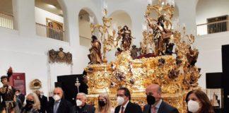 Fundación Cajasol y el Museo Provincial acogen la exposición cofrade 'Una historia de Fe'