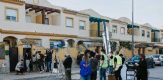 San Fernando se convierte en la base de operaciones del rodaje de la película 'Lobo Feroz'