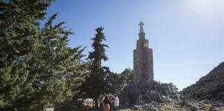 Inician las obras para la mejora del acceso y el mirador del Santo de Grazalema