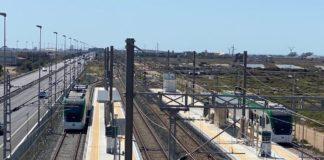 Adif proveerá los servicios centrales de telecomunicaciones ferroviarias para el Tranvía de la Bahía