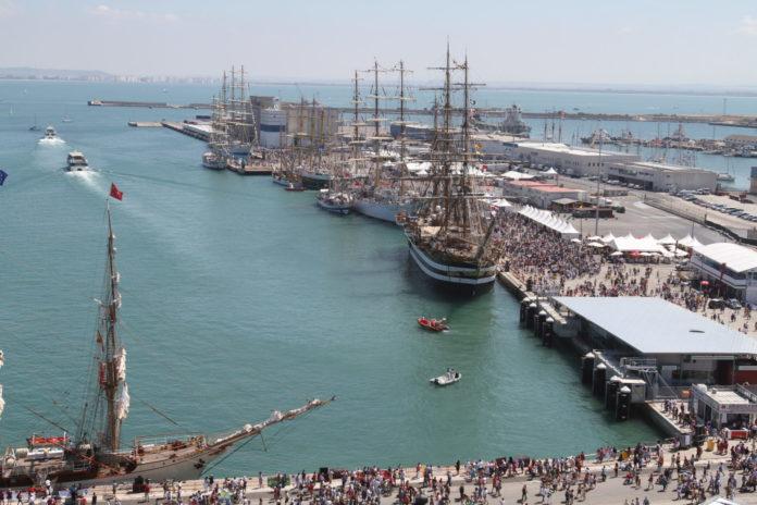 Cádiz y A Coruña avanzan en los preparativos de la Regata de Grandes Veleros