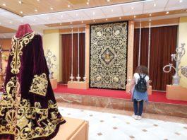 Las exposiciones cofrades de Rota se pueden visitar en el Castillo de Luna