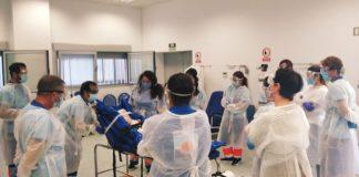 La Unidad de Urgencias de Atención Primaria de Jerez-Costa Noroeste continua con su actividad formativa en pandemia