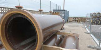 Aguas de Cádiz sigue con la eliminación de fibrocemento de la red y ha sustituido ya 7,62 kilómetros de tubería
