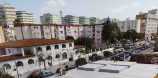 Reparan las filtraciones del centro de Asuntos Sociales de La Laguna y del centro Eduardo Benot