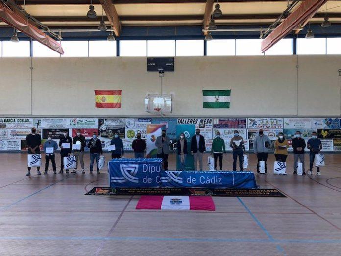 Curso de entrenadores de nivel 0 de baloncesto en la Sierra de cádiz