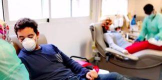 El Alcázar de Jerez acoge una colecta especial por el Día Mundial del Donante de Sangre